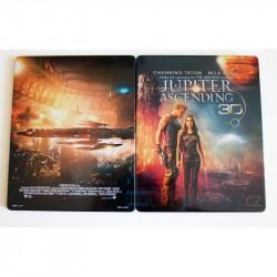BluRay 3D Jupiter vychází 2BD (3D+2D) steelbook