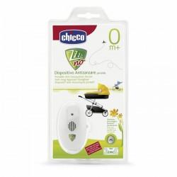 CHICCO ZANZA NO - ultrazvukový odpudzovač komárov prenosný