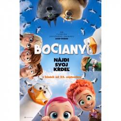 BluRay 3D Bociany (3D + 2D) SK