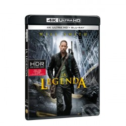 4K HDR Já, legenda 2BD (4K BD+ BD) film