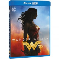BluRay 3D Wonder Woman 2BD(3D+2D)