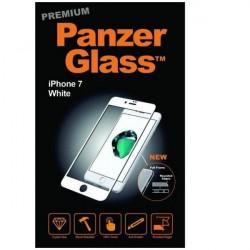 PanzerGlass iPhone 8/7/6S/6 Plus sklo ochranné biela, PREMIUM