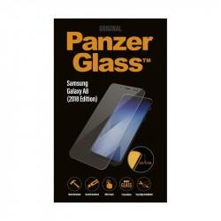 PanzerGlass Samsung Galaxy A8 2018 sklo ochranné číra, Edge-to-Edge