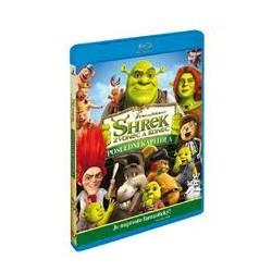 BluRay 3D Shrek: Zvonec a koniec 2BD 3D+2D