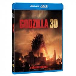 BluRay 3D Godzilla 2BD (3D+2D)