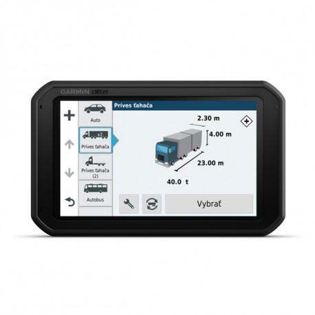 GARMIN dezl 780 LMT-D navigácia