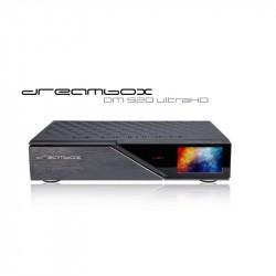Dreambox DM-920 UHD 4K (1x Dual DVB-S2 FBC tuner) prijímač satelitný