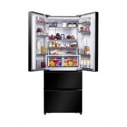 CANDY CCMN 7182 B chladnička americká