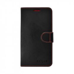FIXED FIT púzdro Xiaomi Redmi 5 Global, čierne, typu kniha