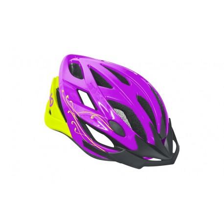 KELLYS DIVA Purple Lime M/L 58-61 cm