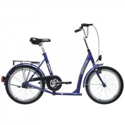 KENZEL Sit nGo Royal Blue znížený mestský bicykel