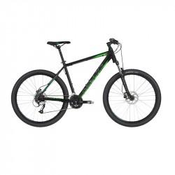 KELLYS MADMAN 50 Black Green M 2019 29´´ horský bicykel