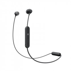 SONY WI-C300 slúchadlá čierne