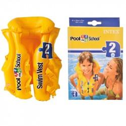 INTEX detská nafukovacia plávacia vesta