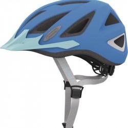 ABUS URBAN Neon Blue M 52-58 cm