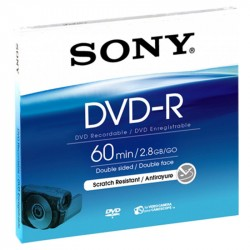 SONY DVD-R 60min/2,8GB 8cm médium