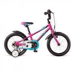 DEMA ROCKIE 16 Pink 2018 16´´ detský bicykel