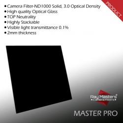 RMCF ZERO MasterPRO - ND1000, 100x100 mm camera filter