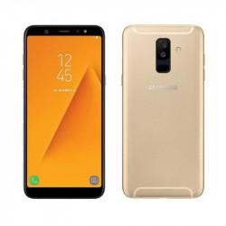 SAMSUNG GALAXY A6+ SM-A605 telefón mob. zlatý