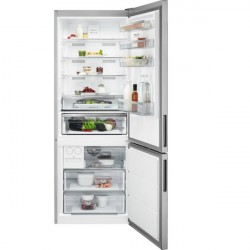 AEG RCB65121TX chladnička kombinovaná