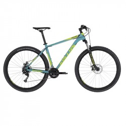 KELLYS SPIDER 10 Turquoise M 2020 27,5´´ horský bicykel