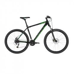 KELLYS MADMAN 50 Black Green M 2020 27,5´´ horský bicykel