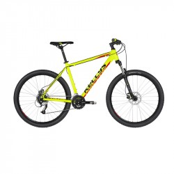 KELLYS MADMAN 50 Neon Lime S 2020 27,5´´ horský bicykel