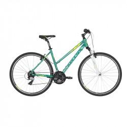 KELLYS CLEA 30 Bermunda Mint M 2019 dámsky crossový bicykel