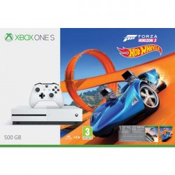 XBOX ONE S 500GB konzola + Forza Horizon 3 + Hot Wheels