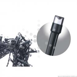 EMOS 128 LED 8m biela ZY1001 súprava LED vonkajšie, 8funk.