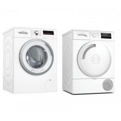 Set Bosch WAN28290BY + WTR84TW0CS
