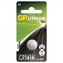 GP CR1616 batéria
