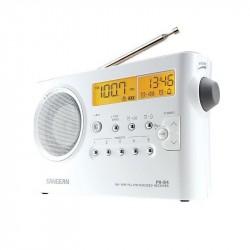 SANGEAN PR-D 4 rádio biela