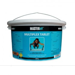MASTERsil MULTIPLEX TABLET 5kg