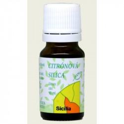HANUS SILICA olej esenciálny citrón